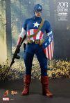 Captain America -  1-6th scale Captain America (Star Spangled 10