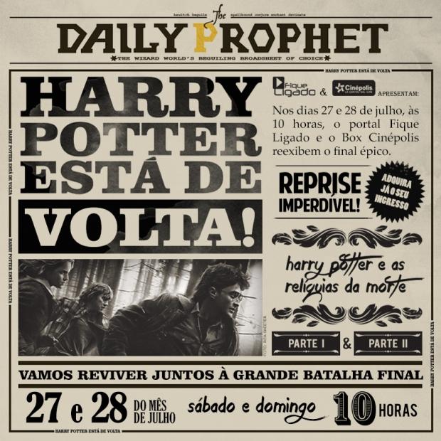 Harry Potter Jornal