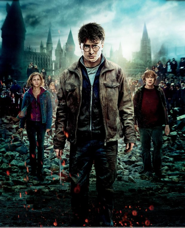 HP - Relíquias da Morte #01