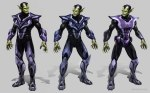 THQ - Avengers Concept Arts 09
