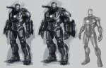 THQ - Avengers Concept Arts 10