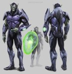 THQ - Avengers Concept Arts 13
