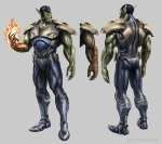 THQ - Avengers Concept Arts 14