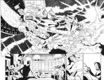 Iron Man Volume 05 #18 INKS - 10-11