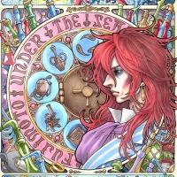 Ilustrador presta homenagem a obra de Hayao Miyazaki com série de ilustrações no estilo Art Nouveau