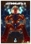 MSP Graphic -Astronauta 2