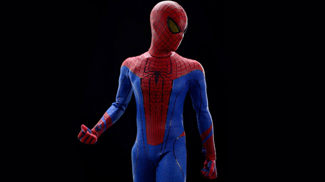 TEASER - Hot Toys Amazing Spider-Man 01