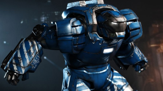 TEASER - Hot Toys Iron Man 3 IGOR