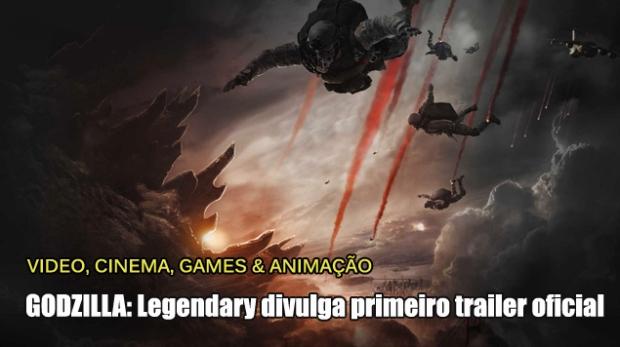TEASER - Godzilla 02