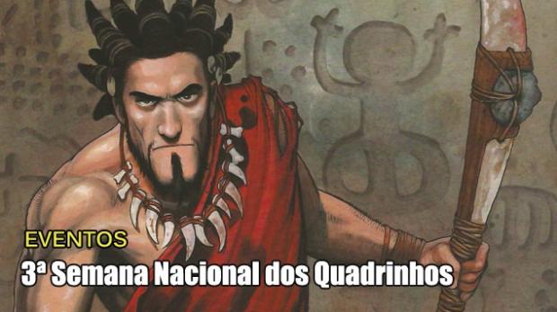 Blog Image Gallery Teaser - Semana Nacional dos Quadrinhos