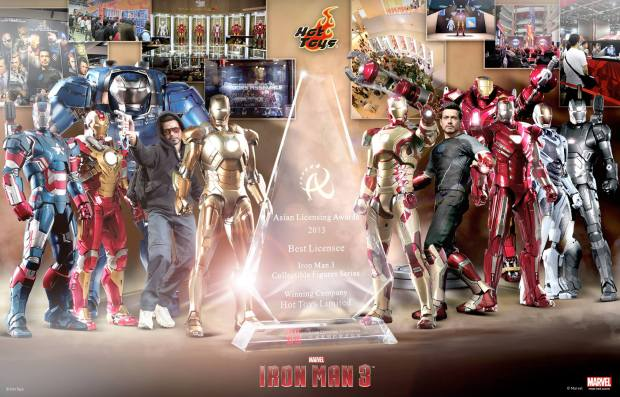 Hot Toys - Asian Licensing Awards