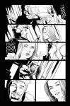 Iron Man Volume 05 #19 INKS - 01