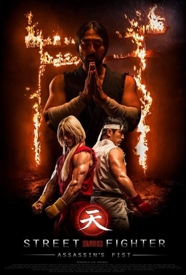 Street Fighter Assassin's Fist Poster