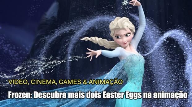 TEASER - FROZEN Easter Eggs #2