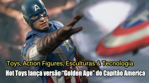 Blog Teaser -  Golden Age Captain America