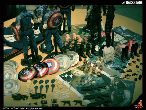 Captain America -The Winter Soldier Preview 02