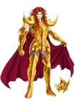 Original Gold Saints - Merkabah de Áries