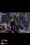 Amazing Spider-Man 2 - Rhino Vs Spider-Man Diorama 01