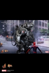 Amazing Spider-Man 2 - Rhino Vs Spider-Man Diorama 03