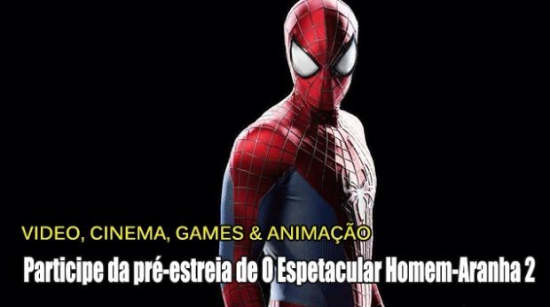 Blog Teaser - Amazing Spider-Man 2 - Pré-Estreia 01