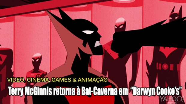 Blog Teaser - Batman Beyond - Darwyn Cooke's