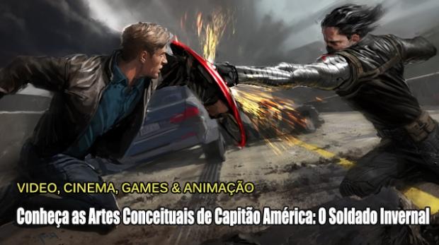 Blog Teaser -  Captain America Concept Arts