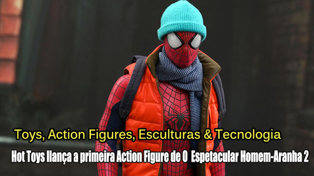 Blog Teaser -  Hot Toys - Amazing Spider-Man 2 01