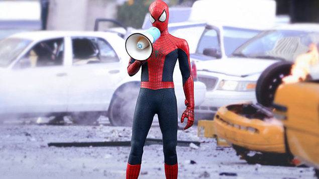 Blog Teaser -  Hot Toys - Amazing Spider-Man 2 06