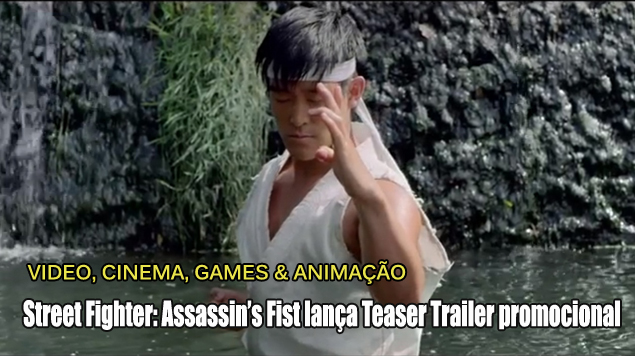 Blog Teaser -  Street Fighter - Assassin's Fist Teaser