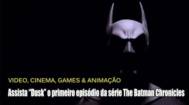 Blog Teaser - The Batman Chronicles - Dusk 01