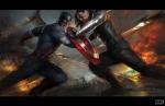 Captain America The Winter Soldier - Concept by Ryan Meinerding 02