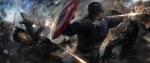 Captain America The Winter Soldier - Concept by Rodney Fuentebella