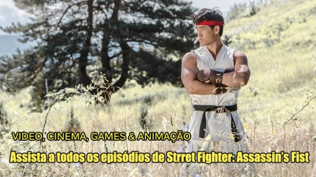 Blog Teaser - Street Fighter Assassin's Fist Serie