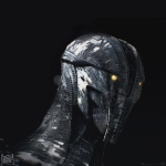 Concept Arts by Maciej Kuciara - Sentinel Head 03