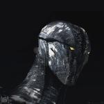 Concept Arts by Maciej Kuciara - Sentinel Head 04