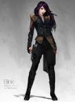 Concept Arts by Phillip Boutte Jr - Blink 02