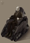 Concept Arts by Phillip Boutte Jr - Charles Xavier 02