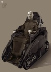 Concept Arts by Phillip Boutte Jr - Charles Xavier 03