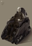 Concept Arts by Phillip Boutte Jr - Charles Xavier 04