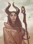 The Curse of Maleficent by Nicholas Kole 20