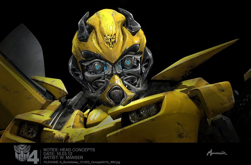 transformers age of extinction bumblebee robot mode