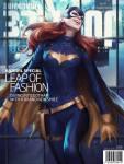Artgerm Justice Magazine - New Batgirl 03