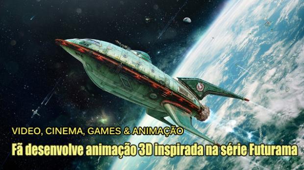 Blog Teaser - Futurama 3D