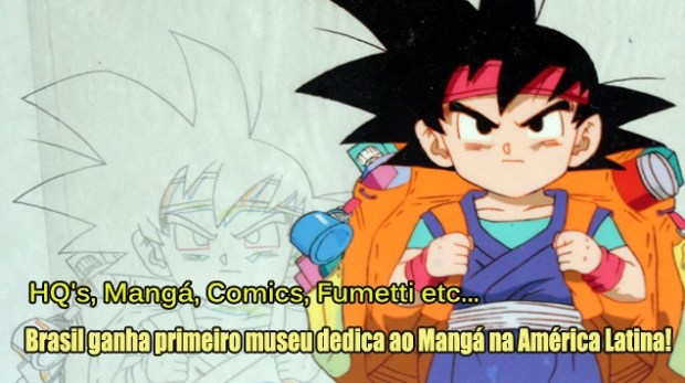 Blog Teaser - Museu do Mangá