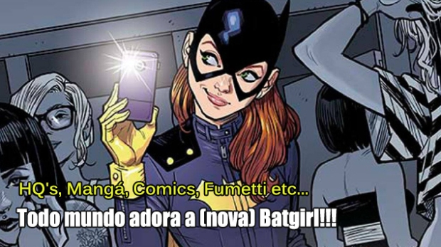 Blog Teaser - New Batgirl