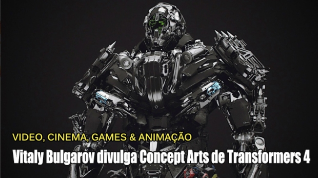 Blog Teaser - Transformers - Age of Extinction - Vitaly Bulgarov 2