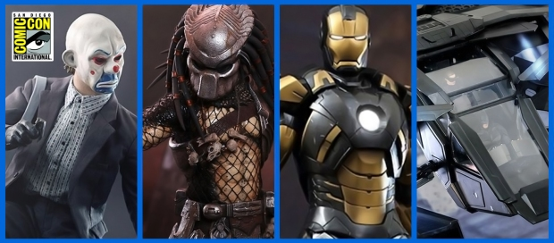 Multiple Blog Teaser - SDCC 2014 Hot Toys 01