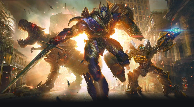 Análise de Transformers: A Era da Extinção por Januncio ...