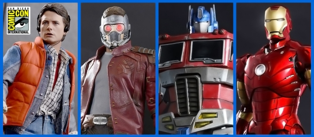 Multiple Blog Teaser - SDCC 2014 Hot Toys 02