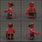 Lego Hellboy 04